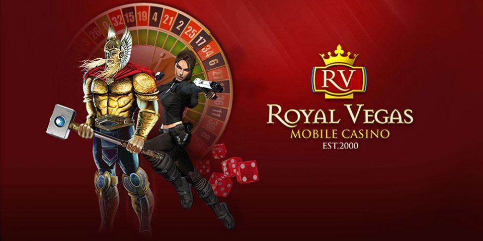 Royal Vegas Mobil