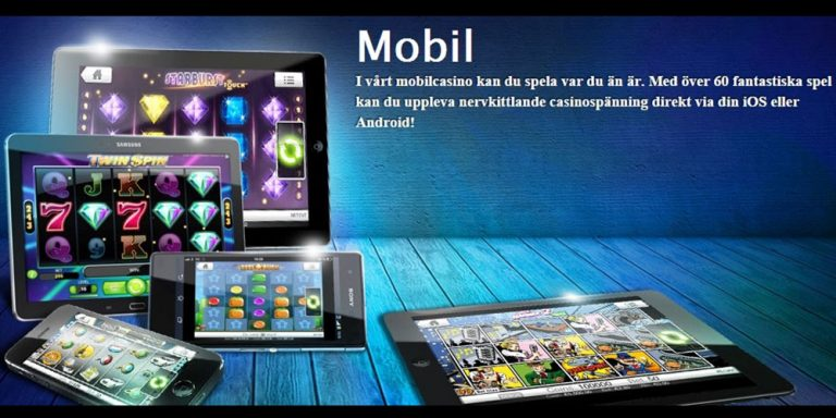Mobila casinon