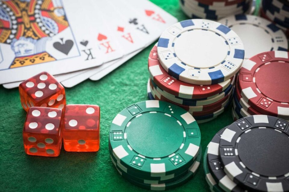 casinospel i nätcasino